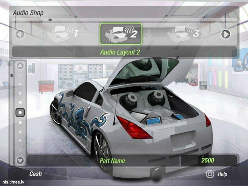 Скачать игру Need for Speed Underground 2 (Жажда скорости Подземка 2…